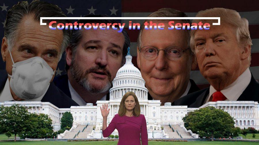 Controversy+in+the+Senate