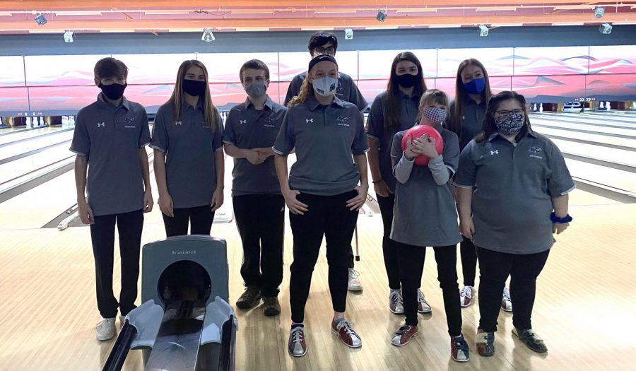 The Unified Bowling team.