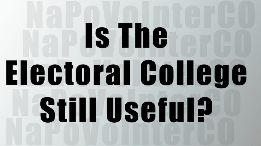 Is The Electoral College Still Useful?