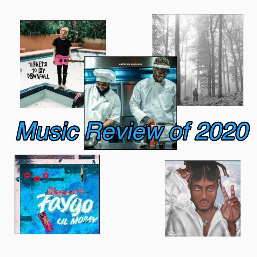 Jacks Top Songs of 2020