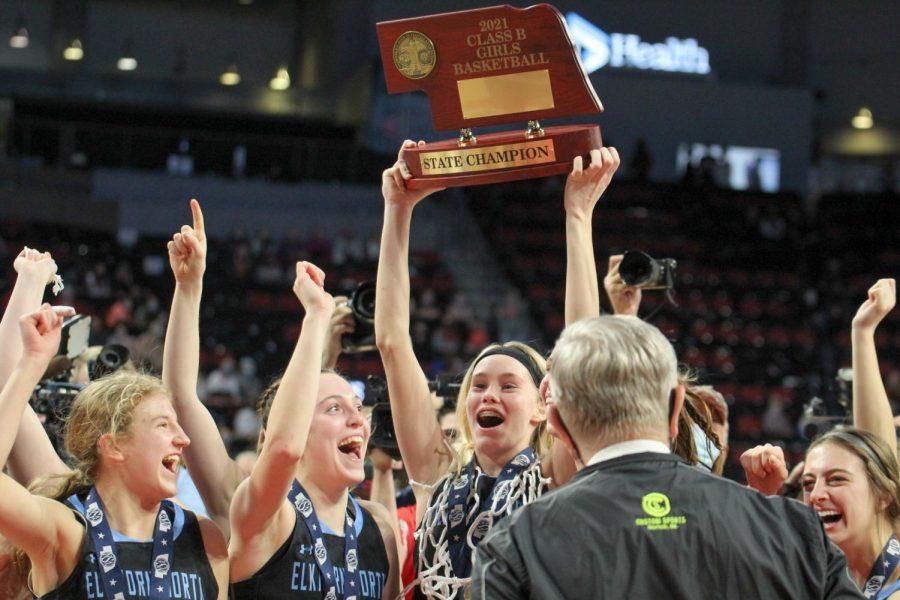Photo Series: Girls Basketball State Championship