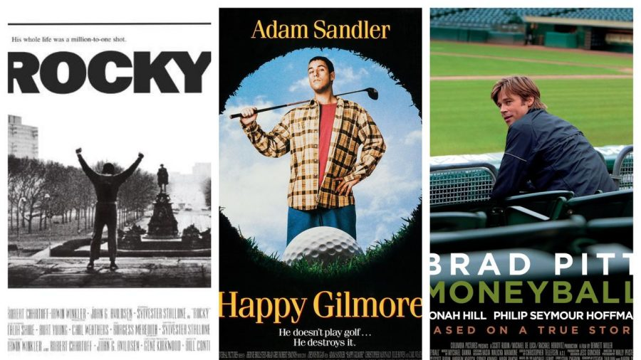 The greatest sports movies span across a wide variety of sports