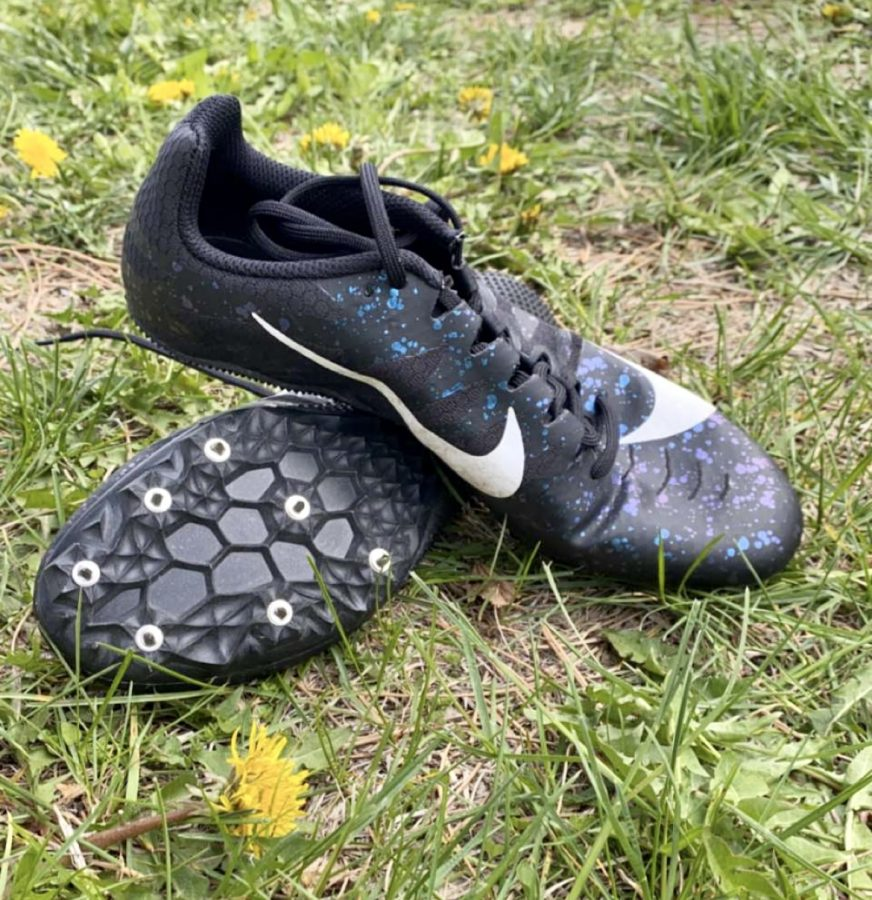 Photo Series: Athletic Shoes