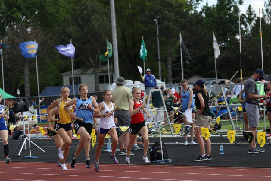 Photo Series: State Track