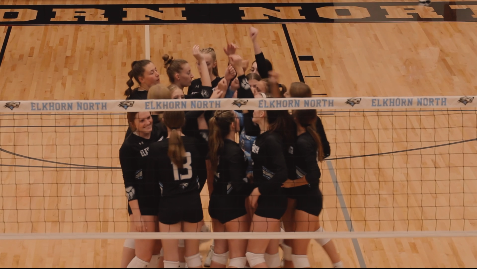 GET HYPED FOR VOLLEYBALL