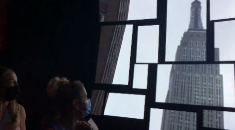 VLOG: Mallory Goes to NYC