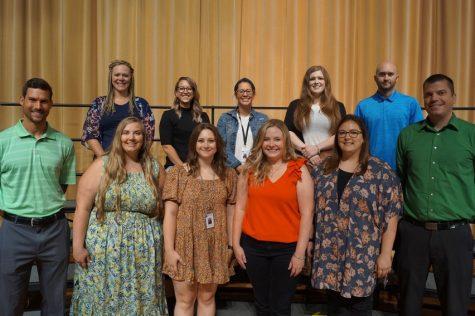 The new teachers of Elkhorn North