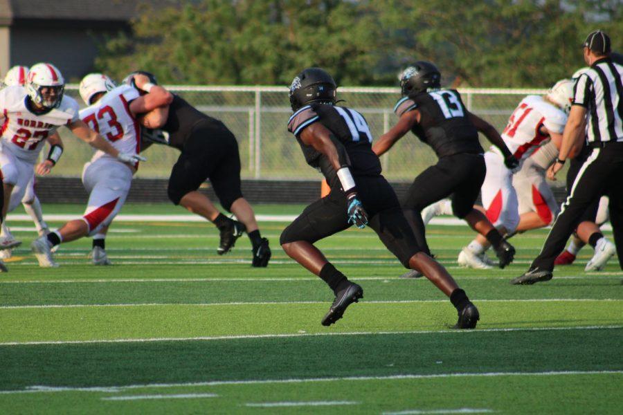 Photo Series: Varsity Football vs. Norris
