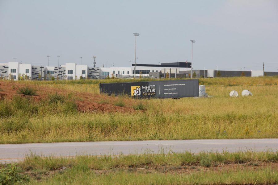 Elkhorn North's Front Yard