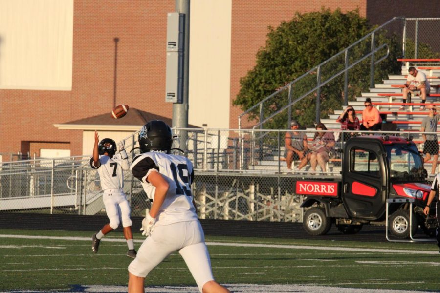 Photo Series: Freshmen Football Vs. Norris