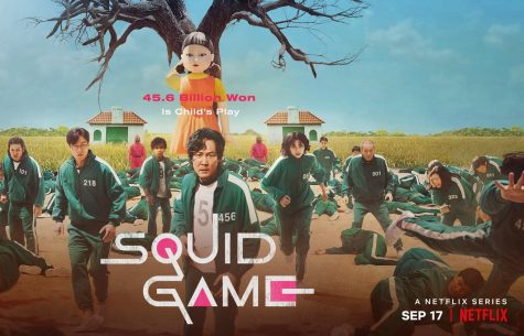Squid Game TV Poster. Photo Courtesy of Lost Posters