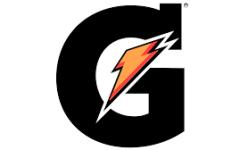 the official logo of Gatorade
